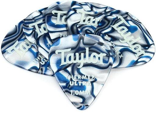 Thermex Ultra Guitar Picks 6-pack 1.0mm : Taylor