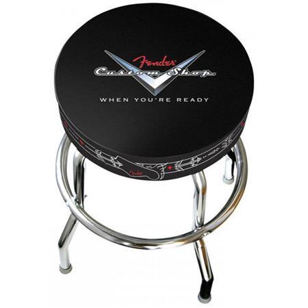 """Fender : 30in"""" Custom Shop Barstool"""