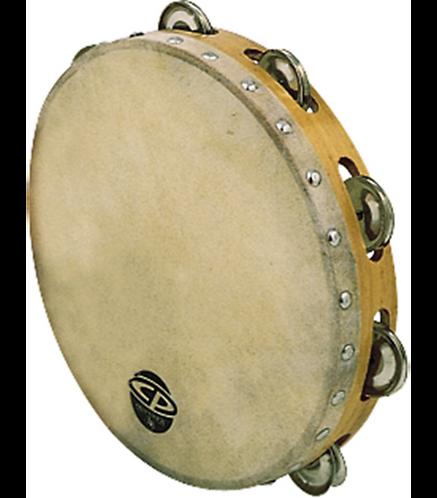 CP : Single Row Tambourine 10in
