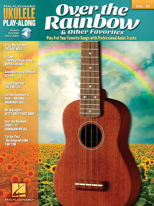 Hal Leonard: Over The Rainbow & Other Favorites