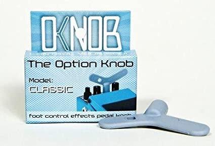 Pedal Knob Add-On Turner Boss MXR : OptionKnob