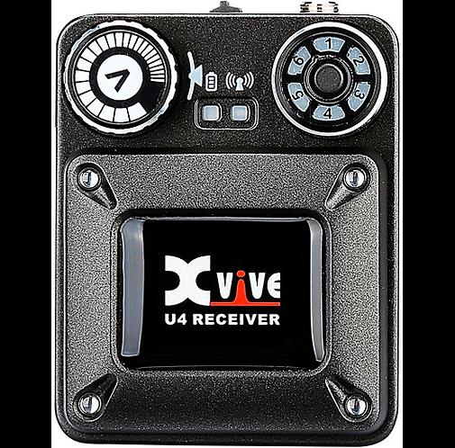 XVive : U4R In-Ear Monitor Wireless System