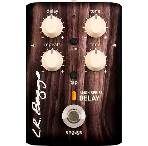 Align Delay Acoustic Effects : L.R. Baggs