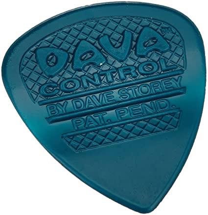 Control Picks - Teal : Dava