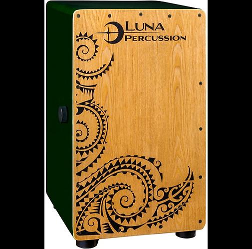 Luna : Green Cajon with Bag