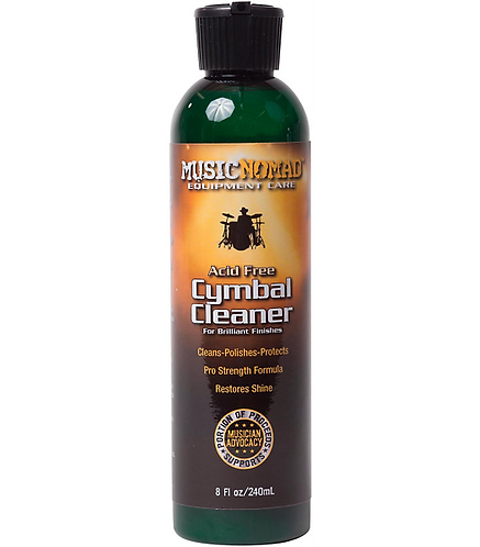MusicNomad : Premium Drum & Cymbal Care System - 4 Pack