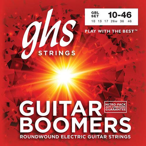 GBL Guitar Boomers Electric Guitar Strings - .010-.046 Light : GHS