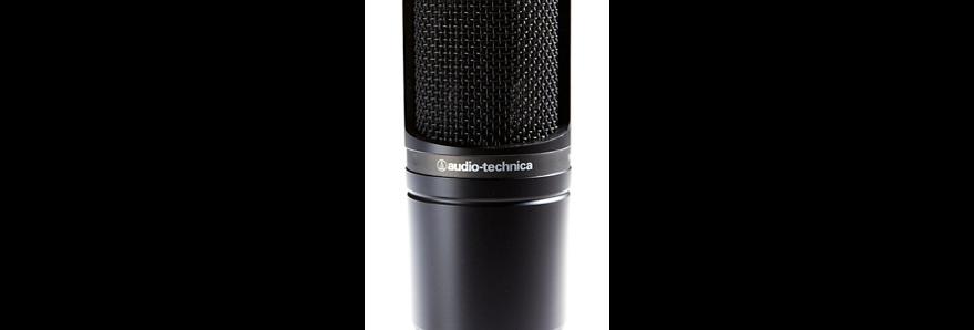 Audio-Technica : AT2020