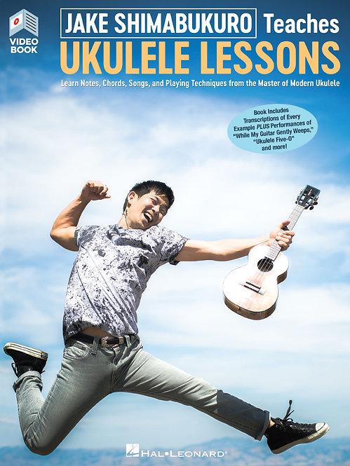 Jake Shimabukuro Teaches Ukulele Lessons : Hal Leonard