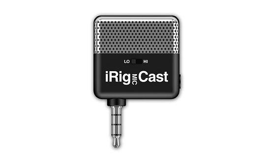 IK Media : iRig Mic Cast