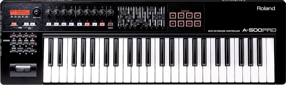 A-500PRO-R MIDI 49-key Keyboard Controller : Roland