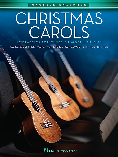 Christmas Carols : Hal Leonard