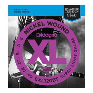 D'Addario : EXL120BT