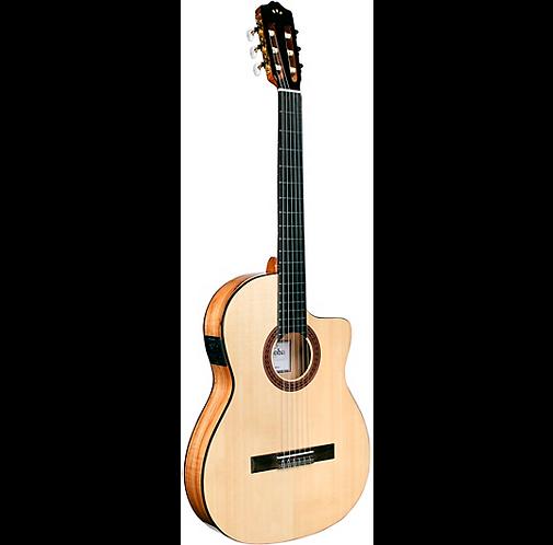 C5-CET Thinbody Spalted Maple Nylon-String - Cordoba