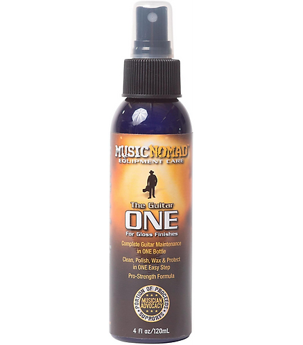 The Guitar ONE All in 1 Cleaner : MusicNomad