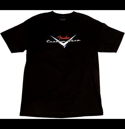 9101359606 Custom Shop Original Logo T-Shirt - XLarge - Fender
