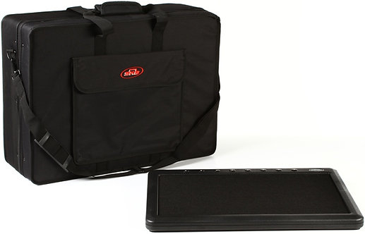 8-Port Pedalboard with Carry Case - SKB