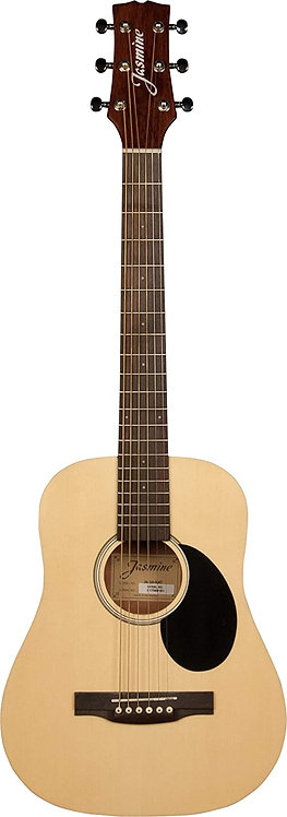 JM10-NAT Mini Acoustic Guitar with Gig Bag - Jasmine