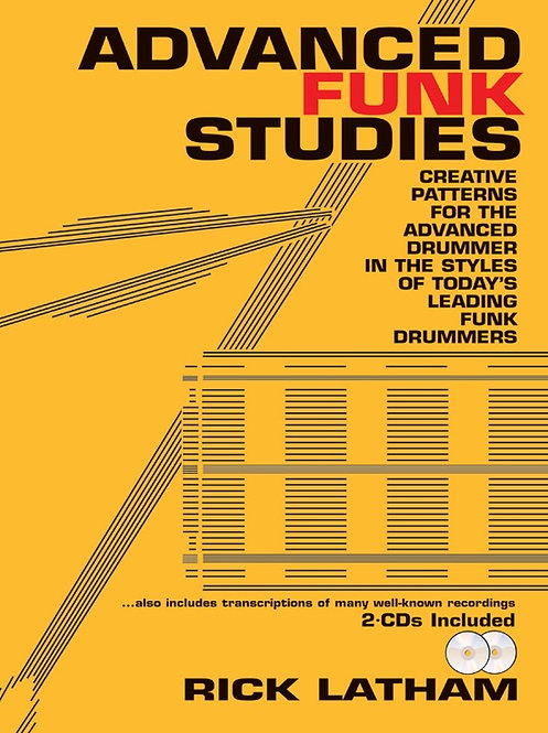 Advanced Funk Studies (Book + CD)