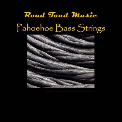 Kala Ukes : U Bass Pahoehoe Bass Strings