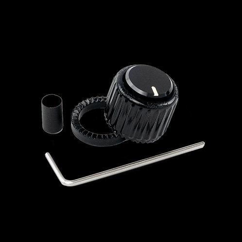 LokNob Large - Black : D'addario