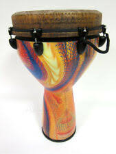 Remo : MONDO™ DJEMBE DRUM - SERPENTINE DAY