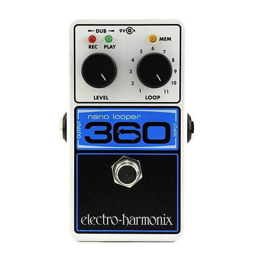 Nano Looper 360 : Electro-Harmonix