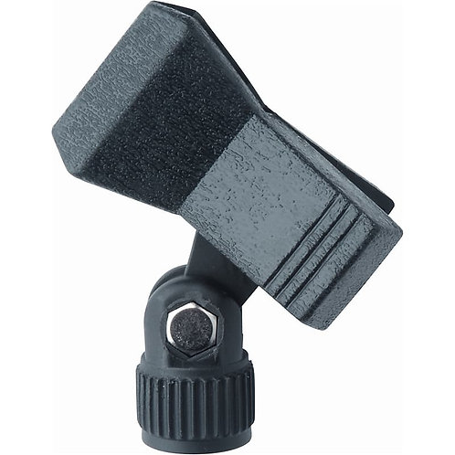 Spring-Loaded Mic Clip for Wired and Wireless Microphones : Quik-Lok