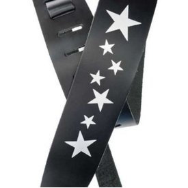 D'Addario : Planet Waves Icon Collection Stars Guitar Strap