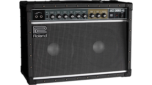 JC-40 Jazz Chorus Guitar Amplifier : Roland