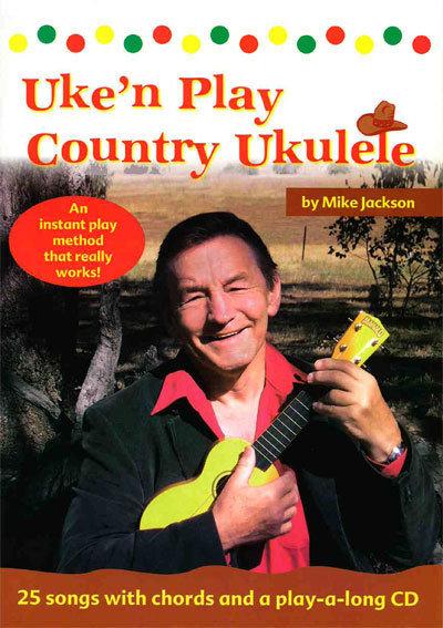 Mel Bay : Uke'n Play Country Ukulele