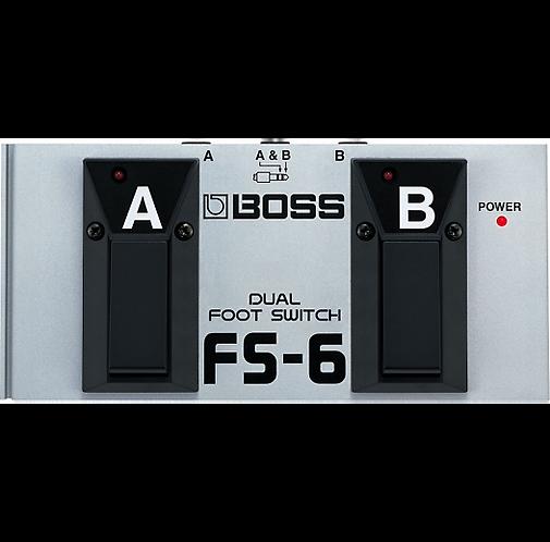 FS-6 Footswitch - BOSS