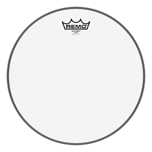 """13"""" Diplomat ClearDrumhead - Remo"""