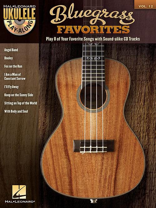 Hal Leonard : Bluegrass Favorites