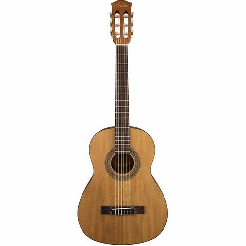 FA-15N 3/4 Size Nylon Classical Guitar- Fender