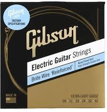 Gibson SEG-BWR9