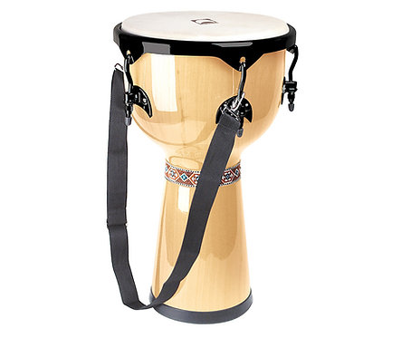 "10""  Djembe Mech Tuned World Drums : Rhythm Tech"