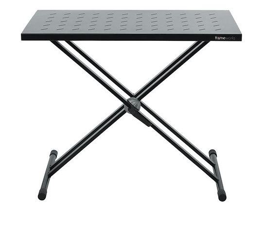 Gator : Utility table top with double-X stand