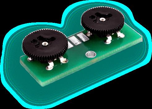 Volume and Tone Control Module : Mi-Si