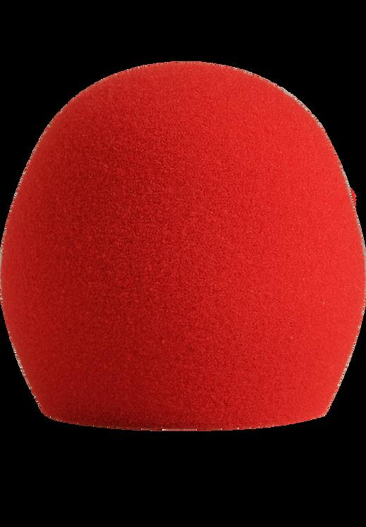 SM58 Windscreen - Red : Shure