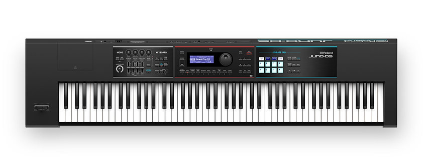 Roland : JUNO-DS88 Synthesizer