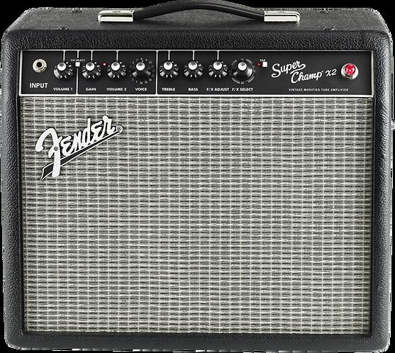 Fender : Super Champ X2