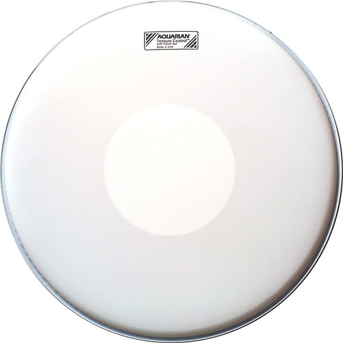 "14"" Texture Coated Power Dot Drumhead - Aquarian"