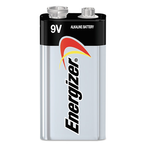 9 Volt Battery : Energizer
