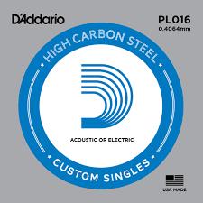 PL016 - D'addario