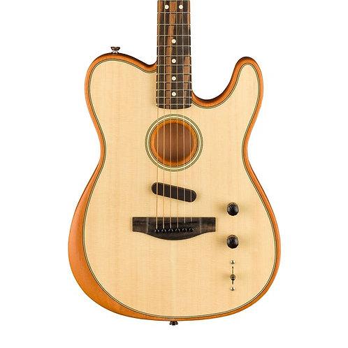 ACOUSTASONIC-NAT - Fender