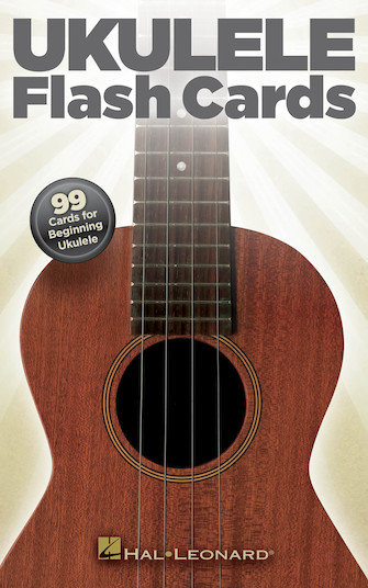Hal Leonard : Ukulele Flash Cards