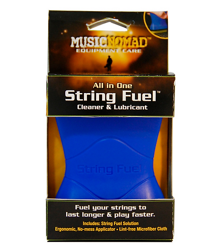 MusicNomad : All in One String Fuel Cleaner & Lubricant