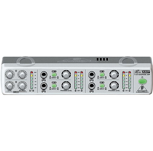 Behringer AMP800 MiniAMP Headphone Amp