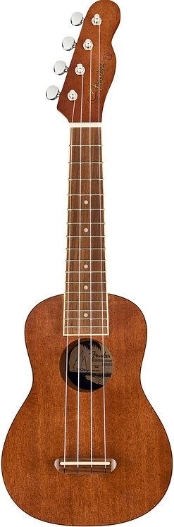 Seaside Soprano Ukulele Pack - Fender
